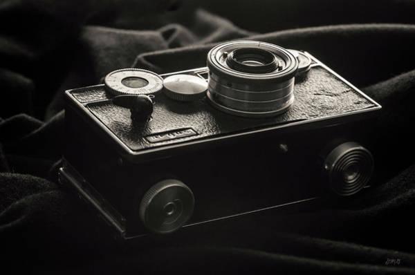 Photograph - Vintage Camera II Toned - Argus by David Gordon
