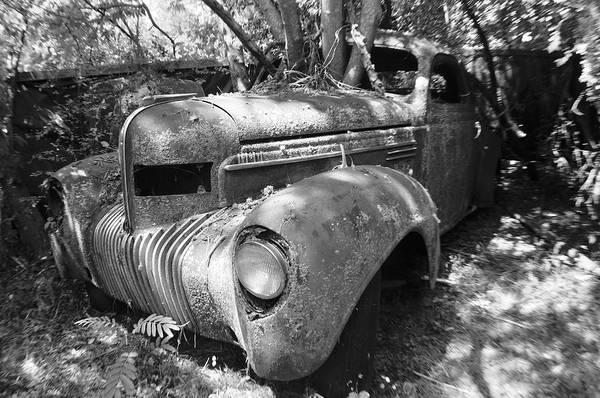 Photograph - Vintage Car by Matthew Mezo