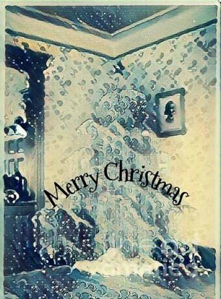 Photograph - Vintage Christmas by Jenny Revitz Soper