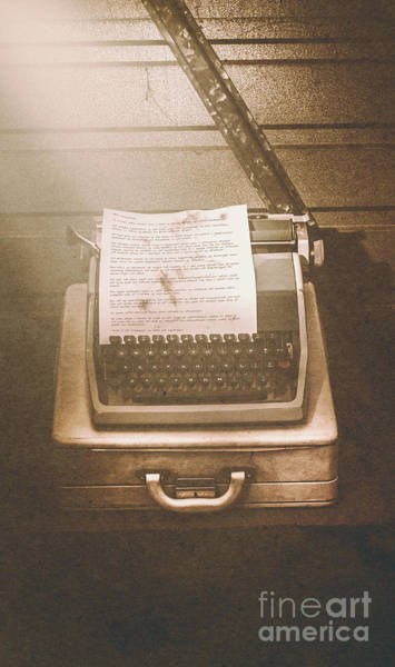 Security Service Photograph - Vintage Code Breaking Enigma Machine  by Jorgo Photography - Wall Art Gallery