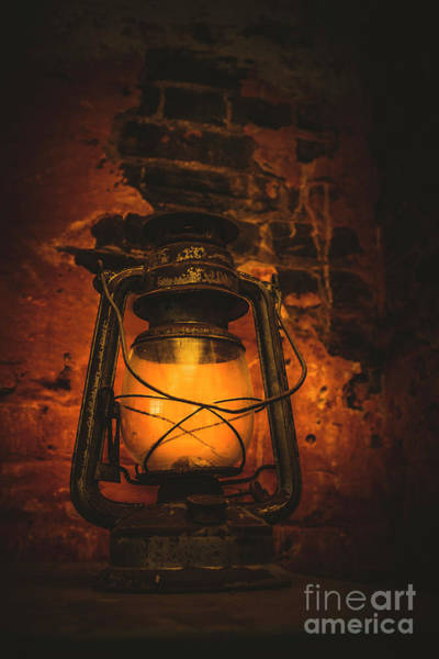 Old Barns Wall Art - Photograph - Vintage Colonial Lantern by Jorgo Photography - Wall Art Gallery