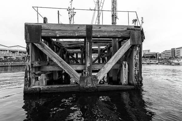 Photograph - Vintage Docking Bay A by Jacek Wojnarowski