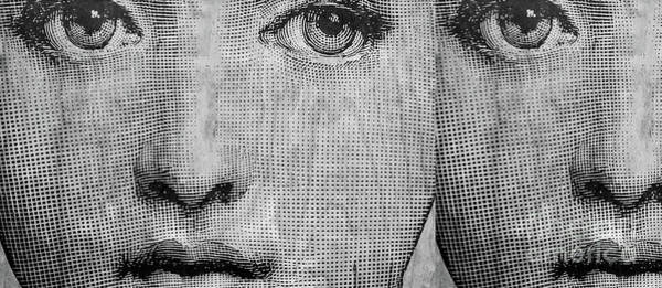 Photograph - Vintage Face Mug by Edward Fielding