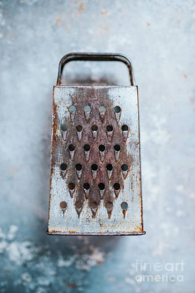 Wall Art - Photograph - Vintage Grater by Viktor Pravdica