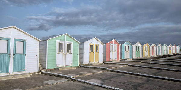 Wall Art - Photograph - Vintage Huts by Martin Newman