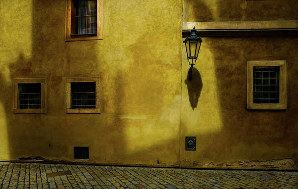 Photograph - Old Town Lane by M G Whittingham