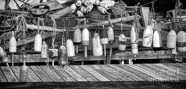 Wall Art - Photograph - Vintage Maine Lobstering by Olivier Le Queinec