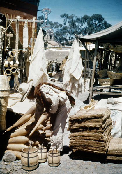 Photograph - Vintage Mexican Textiles by Marilyn Hunt