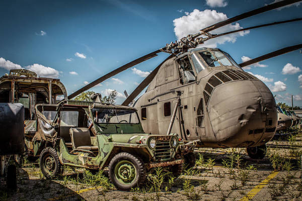 Military Surplus Art | Fine Art America