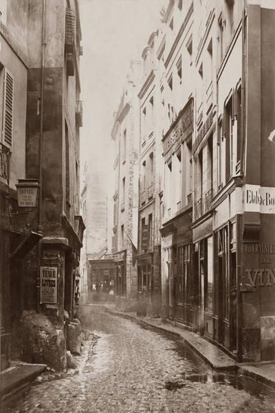 Photograph - Vintage Paris 20 by Andrew Fare