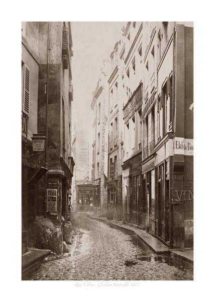 Photograph - Vintage Paris 20b by Andrew Fare