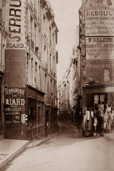 Photograph - Vintage Paris 21 by Andrew Fare