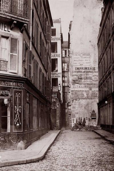 Photograph - Vintage Paris 26 by Andrew Fare