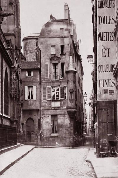 Photograph - Vintage Paris 28 by Andrew Fare