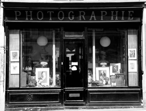Photograph - Vintage Photography Shop 2 by Andrew Fare