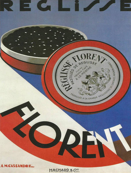 Francaise Painting - Vintage Poster - Caviar by Vintage Images