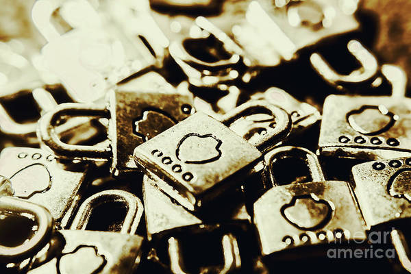Privacy Photograph - Vintage Safekeeping by Jorgo Photography - Wall Art Gallery