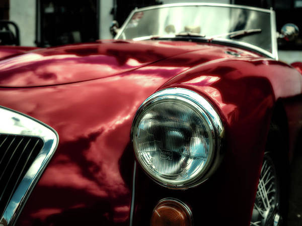 Photograph - Vintage Transport by Nick Bywater