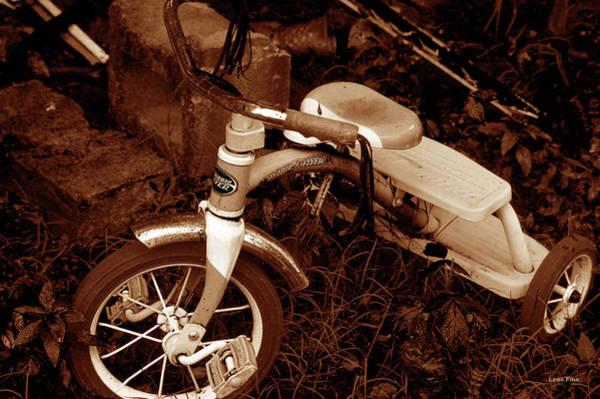 Photograph - Vintage Trike by Lesa Fine