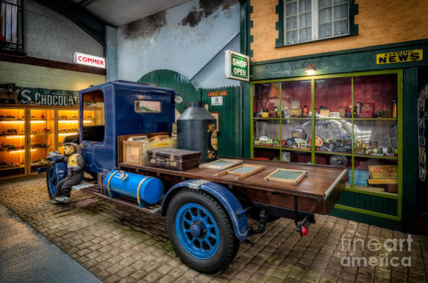 Wall Art - Photograph - Vintage Truck by Adrian Evans