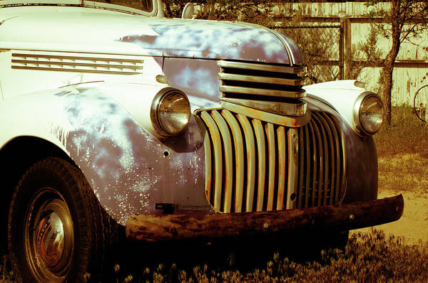 Photograph - Vintage Truck by Catherine Sobredo