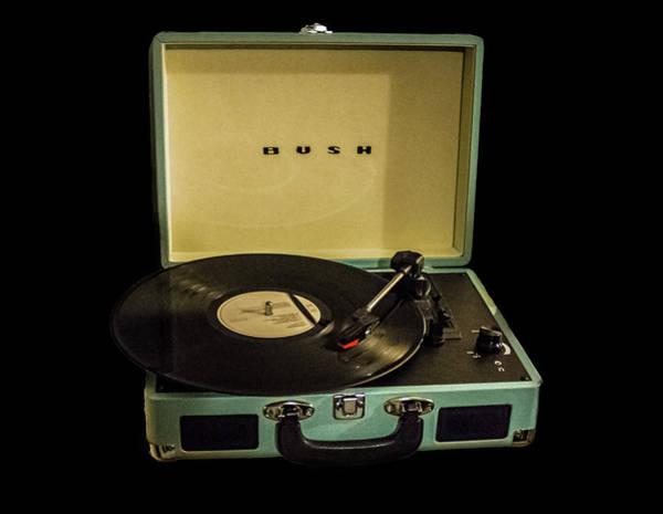 Record Album Wall Art - Photograph - Vintage Vinyl by Martin Newman