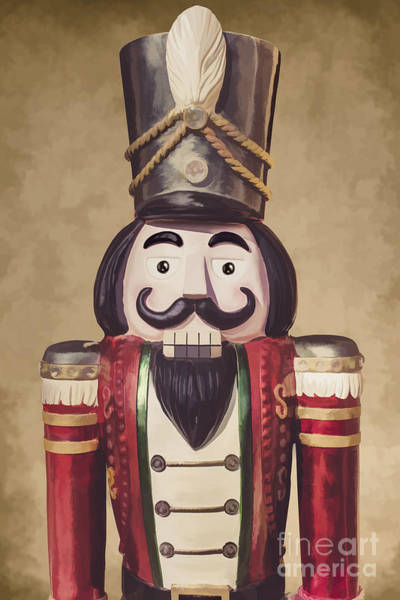 Photograph - Vintage Wooden Toy Soldier by Jorgo Photography - Wall Art Gallery