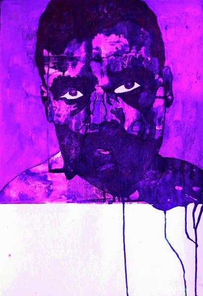 Emiliano Zapata Digital Art - Violet Zapata by Gene Tanta