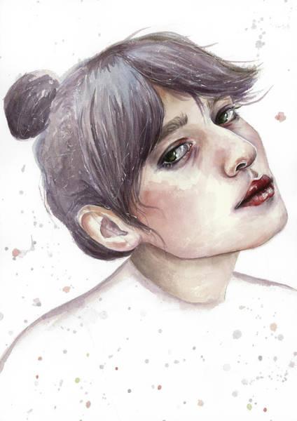 Painting - Violeta by Zapista Zapista