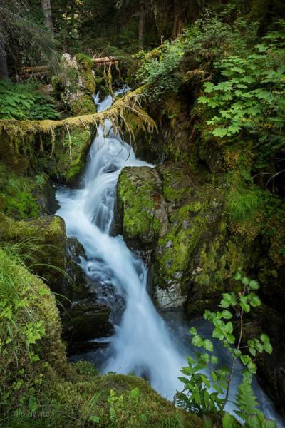 Photograph - Virgin Falls by Tim Newton