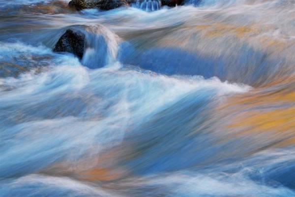 Photograph - Virgin River Glow, Zion National Park, Utah by Flying Z Photography by Zayne Diamond