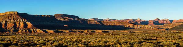 Photograph - Virgin Utah Below The Guardian Angels by TL Mair