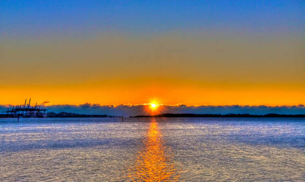 Wall Art - Photograph - Virginia Key Sunrise by William Wetmore