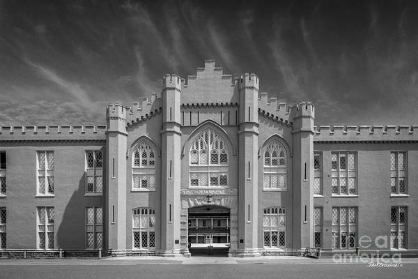 Photograph - Virginia Military Institute Old Barracks by University Icons