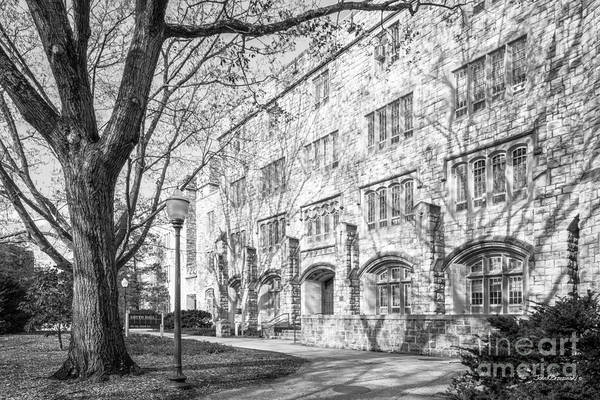 Photograph - Virginia Tech Smyth Hall by University Icons