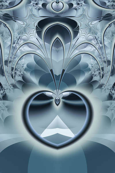 Digital Art - Vision by Frederic Durville