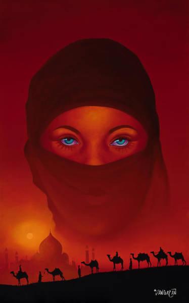 Painting - Vision by Tim Dangaran