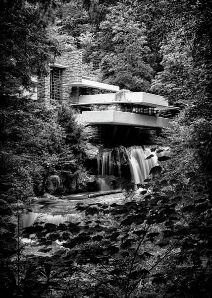 Wall Art - Photograph - Visions Of Fallingwater - #2 by Stephen Stookey