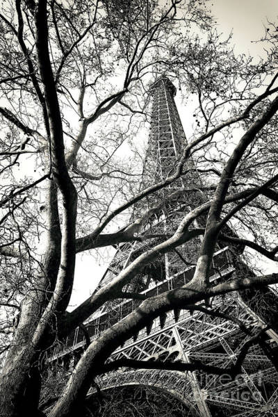 Wall Art - Photograph - Visions Of La Tour Eiffel In Paris by John Rizzuto