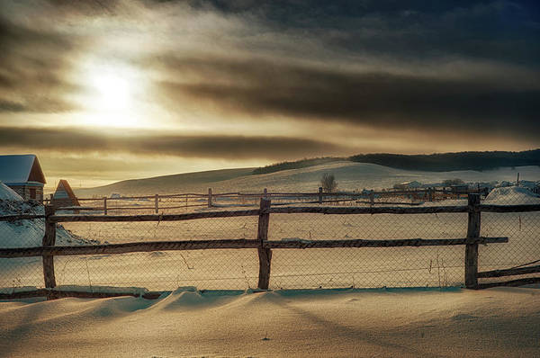 Photograph - Visions Of Sun Snow by John Williams