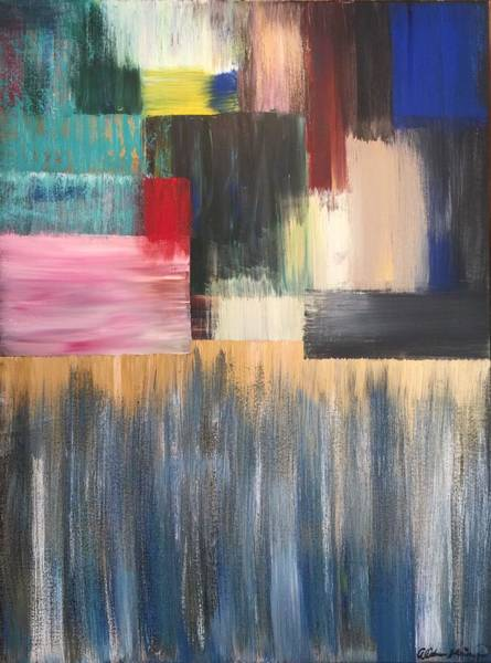 Painting - Vital Spark by Alisha Anglin