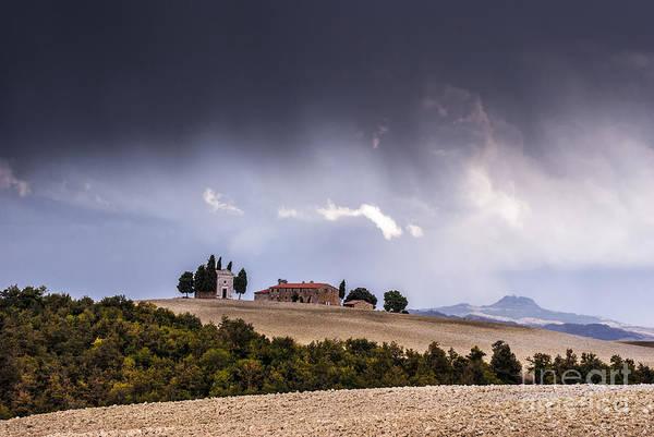 Tuscany Photograph - Vitaleta Chapel by Yuri San