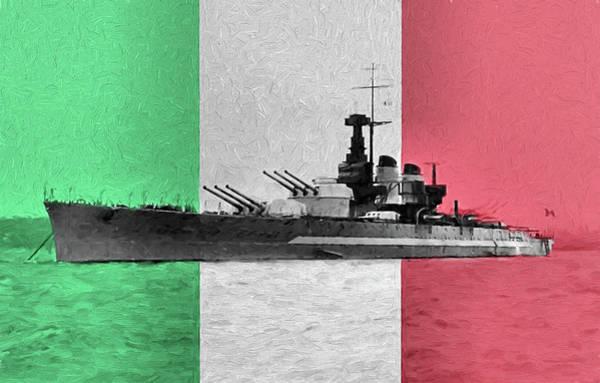 Digital Art - Vittorio Veneto by JC Findley