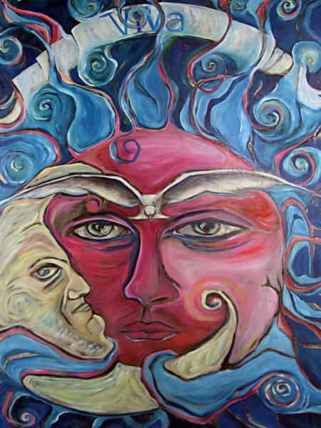 Painting - Viva by Julie Davis Veach