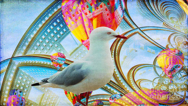 Digital Art - Vivid As A Dream by Chris Armytage