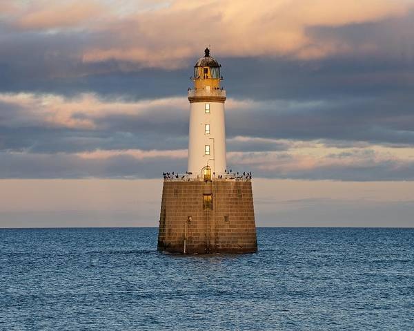 Photograph - Vivid Skies Above Rattray Head by Stephen Taylor