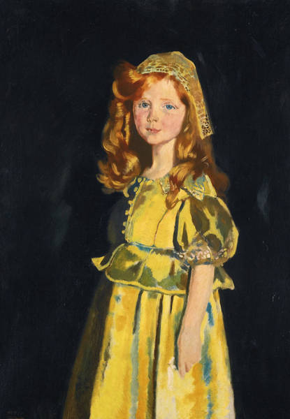 Painting - Vivien St George by William Orpen