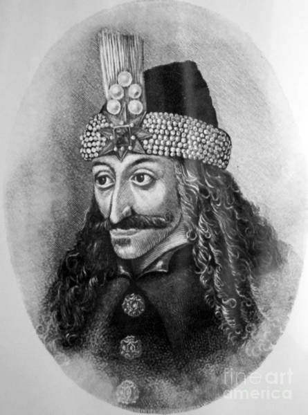Wall Art - Photograph - Vlad The Impaler, Prince Of Wallachia by Science Source