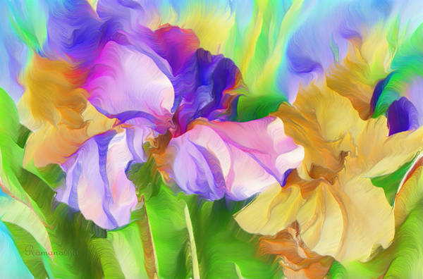 Voices Of Spring Art Print