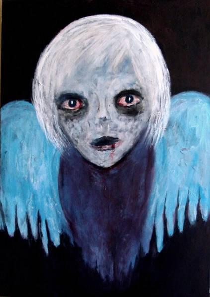 Painting - Void Flight by Katerina Apostolakou
